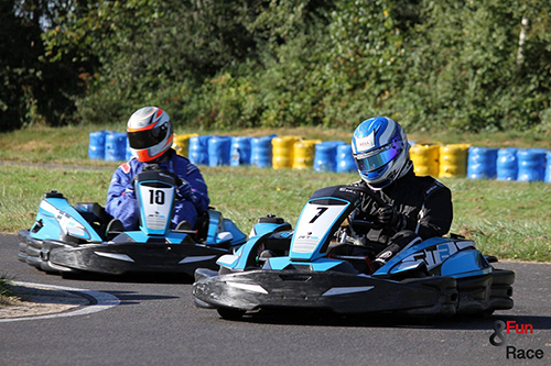 kart 9 ch adulte