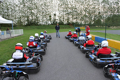 location karting Epernay